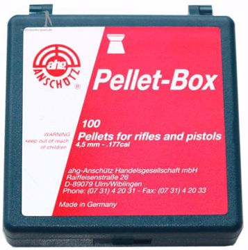 Picture of AHG Pellet Box